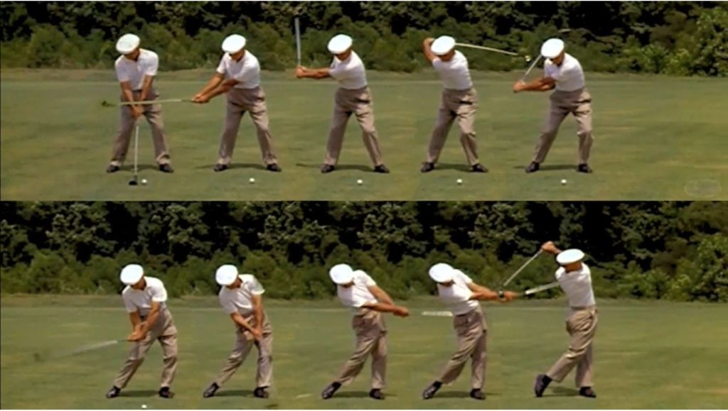 Ben Hogan's Five Lessons Will Simplify Your Golf Swing | Sandy Pars